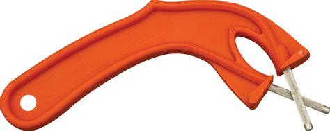 orange knife sharpener edm012o edgemaker sharpener orange