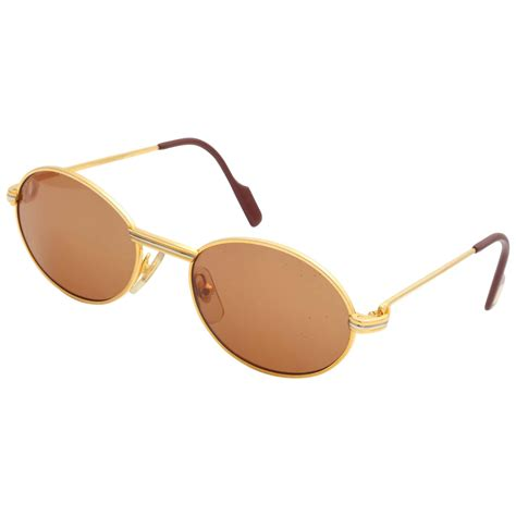 vintage cartier honore sunglasses for sale at 1stdibs