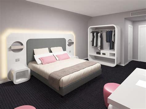 chambre hotel mobilier pour chambre d hotel mod 232 le winter