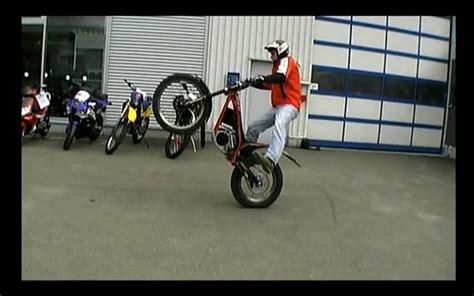 Trial Motorrad Wheelie by Gas Gas Txt Etrail Pro Electric Trials Motorcycle