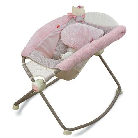 Pink Rock N Play Sleeper by Fisher Price Bassinet Rock N Play In Pink And Gray Owl