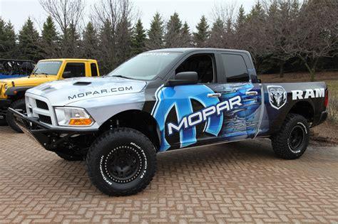 mopar dodge ram mopar confirms ram runner kit details autoblog