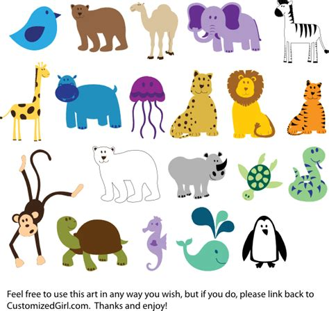free animal clipart animals clip at clker vector clip