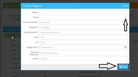 membuat aplikasi kuesioner cara menambahkan komite dan cara login mengerjakan