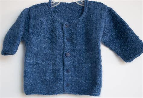 knitted baby sweaters boy blue angora baby cardigan nancy elizabeth designs