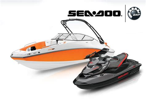 seadoo boat motor watercraft boats brp sea doo boating pinterest