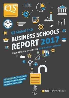 Mba 60000 Will Fasha Cover All by Global 250 Business Schools Report Topmba