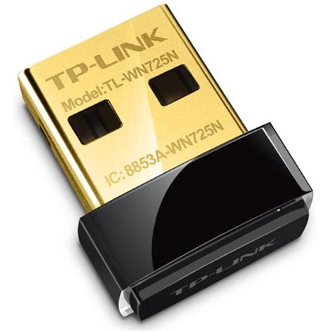 Tp Link Usb Wifi Tl Wn725 Tp Link 725 Usb Wireless Adapter tp link wireless nano usb adapter n150 tl wn725n black jakartanotebook