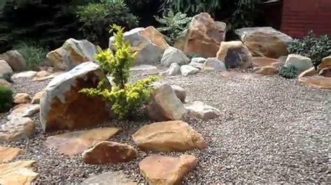 Steingarten Ideen by Ein Steingarten Im Alpinen Stiel