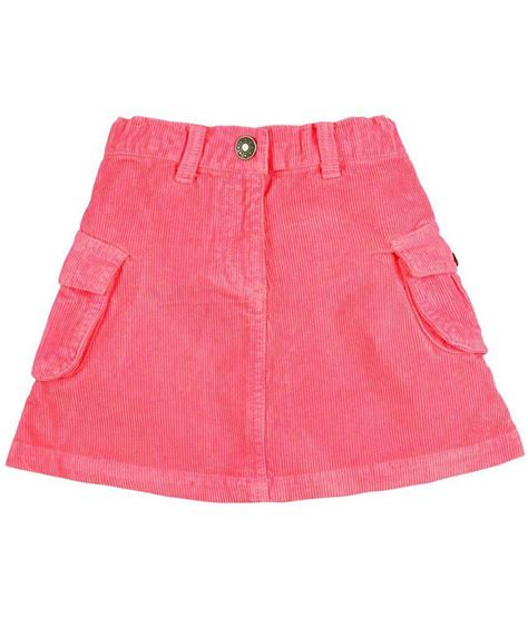 Baby Avail Pink Skirt oye cord skirt pink buy oye cord skirt pink