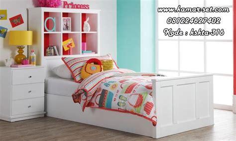Kasur Anak Laki Laki desain tempat tidur kotak murah minimalis model terbaru