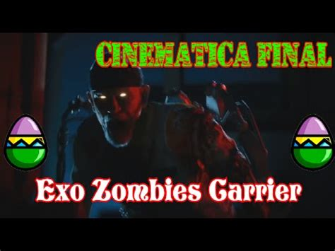 exo zombies carrier easter egg exo zombies carrier easter egg cinematica final audio