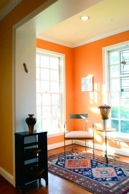 behr paint blaze orange for kitchen home