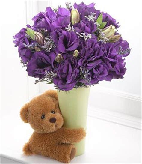 fiori peluche consegna fiori blue con peluche bouquets spedire o