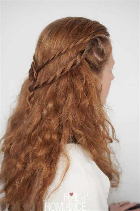 Hairstyle Of Thrones by Of Thrones Hairstyles Cersei Lannister Rope Braid