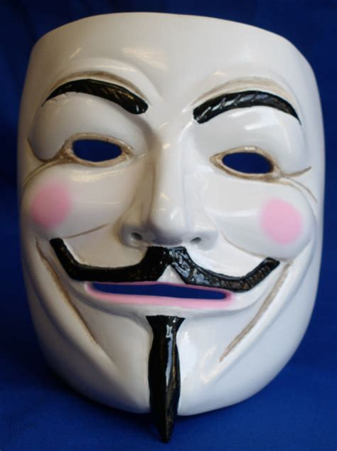 how to crate a 2 year how to make a v for vendetta mask tested