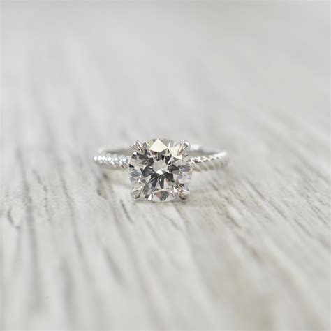 Solitaire Engagement solitaire engagement rings