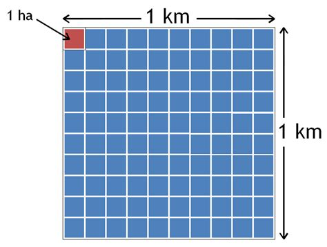 Meter Squared To Feet Squared by File 1 Km2 Png Wikimedia Commons