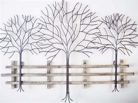 wire tree wall hanging home decor unique metal tree wall art about my blog