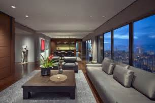 Apartment Design Online by Luxury San Francisco Apartment Interior By Zackde Vito