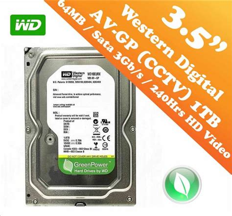 Hardisk Cctv 1tb western digital 3 5 av gp cctv end 4 1 2018 12 00 am