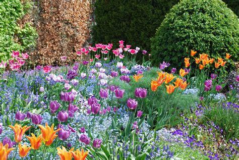 giverny monets flower garden