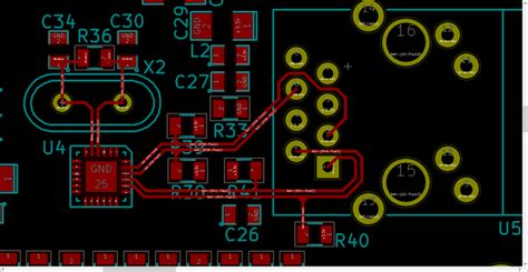 pcb layout guidelines specific layout requirements of the ethernet port layout