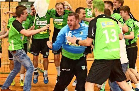 erst harter stuhl dann durchfall handball die tsf belohnen sich mit dem aufstieg