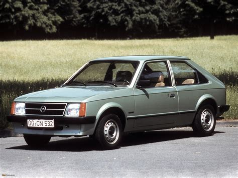 1979 Opel Kadett Related Infomation Specifications Weili