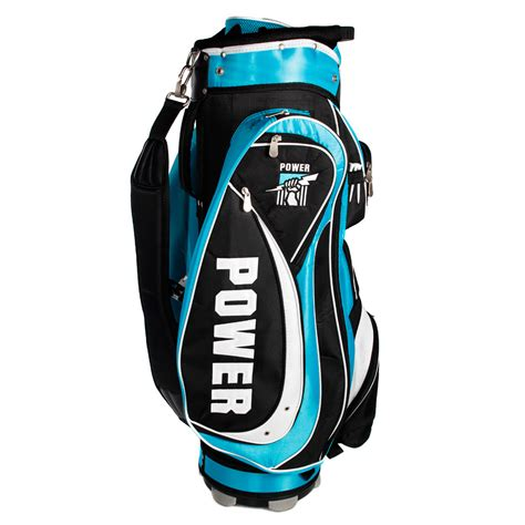 Golf Standbag Golf Pgf afl port power cart style golf bag sportitude