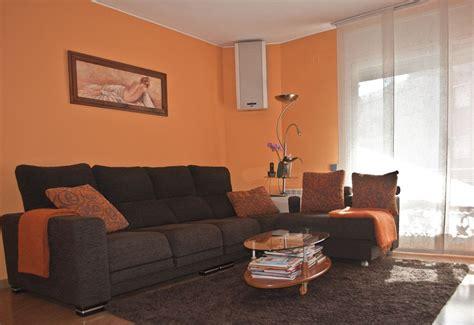 decorar un salon naranja salones naranjas pinterest sal 243 n naranja decorar tu