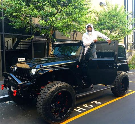 black customized jeep wranglers 5 celebrities who surprisingly own jeep wranglers the