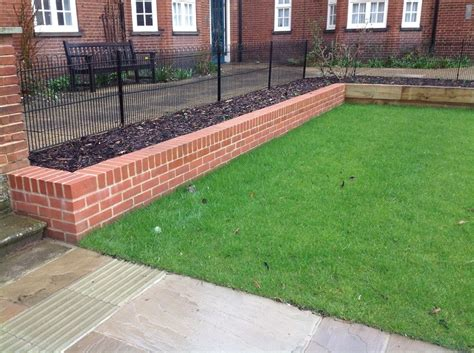Railway Sleepers Norwich by Gary Cooper Paving Brick And Railway Sleeper Flower Beds