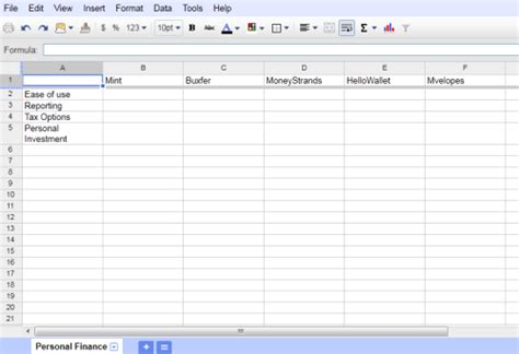 Spreadsheet Docs by 15 Best Free Desktop And Web Based Microsoft Excel