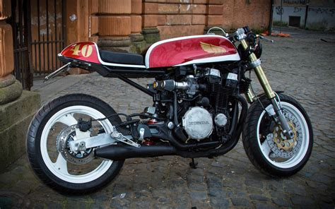Motorrad Puzzle Kawasaki by Quaranta Forty By Puzzle Garage Inazuma Caf 233 Racer