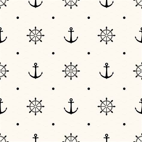 Anchor Pattern Tumblr | 10 anchor monochrome patterns monochrome pattern and