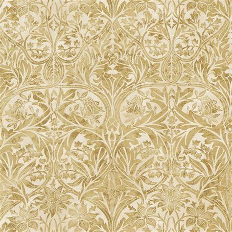 gold wallpaper designs uk bluebell fabric gold vellum 220333 william morris