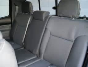 2012 Toyota Tacoma Seat Covers Cab Rugged Fit Covers Custom Fit Car