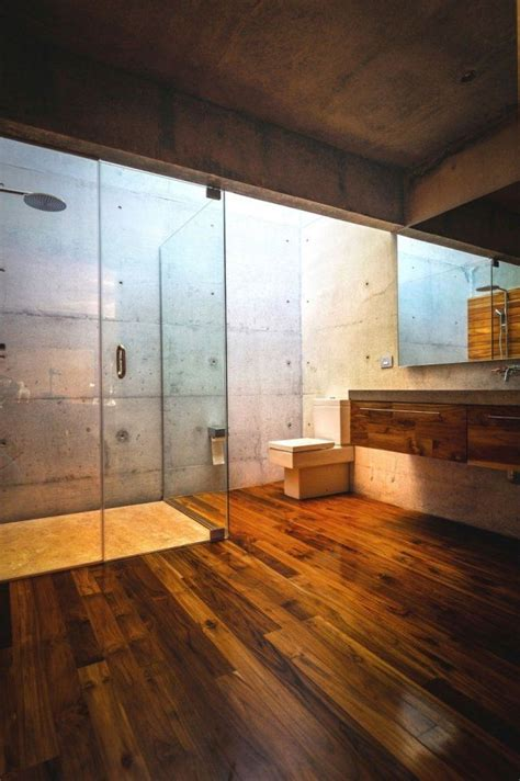 Idee Salle De Bain Bois by Design Salle De Bains Moderne En 104 Id 233 Es Inspirantes