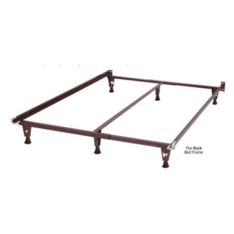 bed frame free shipping the rock bed frame free shipping