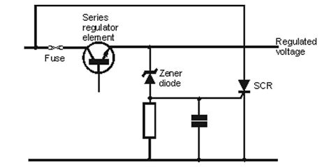 application of zener diode with circuit diagram zener diode circuits applications