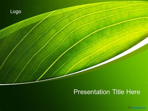 design for environment guidelines ppt free environment ppt template