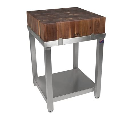 stainless steel butcher block table boos butcher blocks butchers block sale