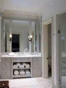 Vanity Large Mirror Vanity And Large Mirror Mi Casa Bathrooms
