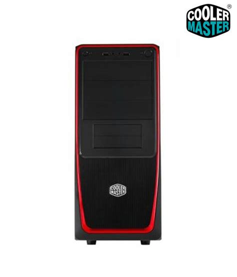 buy cabinet cooler master elite 311 without smps usb 3