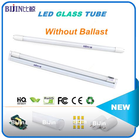 led t8 ls without ballast osram electronic ballast compatible or bypass t8 glass led