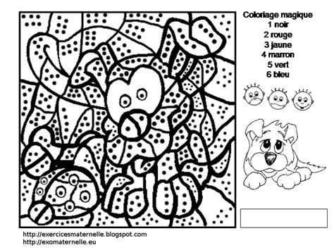 Les Coccinelles Coloriage Magique Liberate Coloriage Magique Halloween Cp L