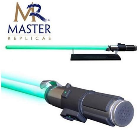 master replicas fx lightsaber yoda fx lightsaber master replica s 183 toys and posters