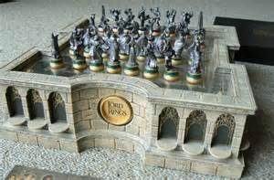 Unique Chess Sets For Sale Pics Photos Lord Of The Rings Chess Set