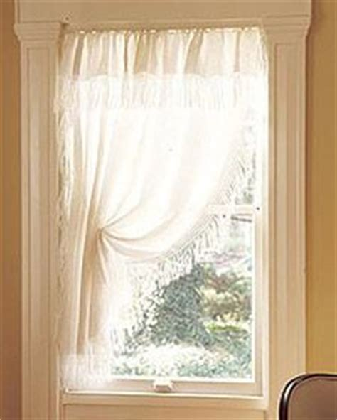martha stewart lace curtains new curtains pinterest embellished shorts easy
